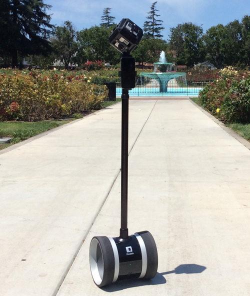 Double Robotics 360 Grad Camera Mount Seite
