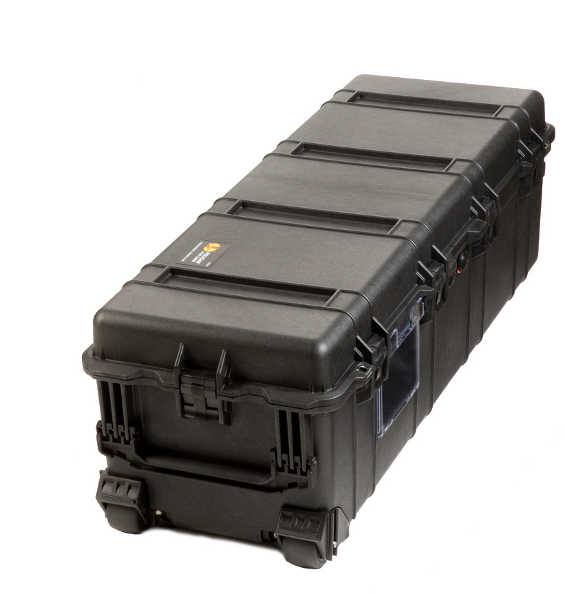 Double Robotics Travel Case Closed